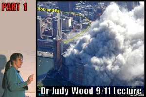 Dr Judy Wood 9/11 Lecture - Part 1