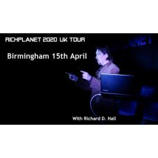 Ticket(s) 2020 UK Tour - BIRMINGHAM