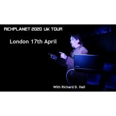 Ticket(s) 2020 UK Tour - LONDON