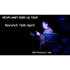 Ticket(s) 2020 UK Tour - NORWICH