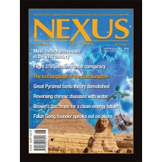 Nexus Magazine - June/July 2014