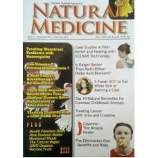 Natural Medicine Magazine - December 2012/February 2013