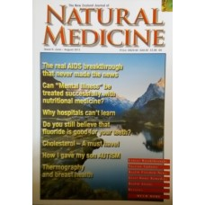 Natural Medicine Magazine - June/August 2013