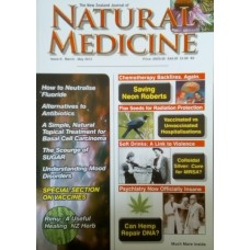 Natural Medicine Magazine - March/May 2013