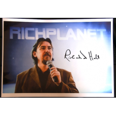 Signed Photo, Richard D. Hall