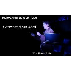 Ticket(s) 2019 UK Tour - GATESHEAD