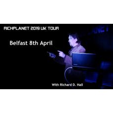 Ticket(s) 2019 UK Tour - BELFAST
