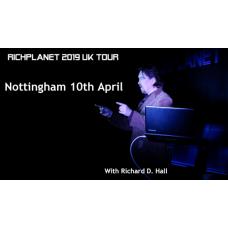Ticket(s) 2019 UK Tour - NOTTINGHAM
