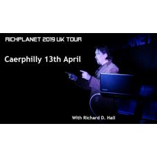 Ticket(s) 2019 UK Tour - CAERPHILLY