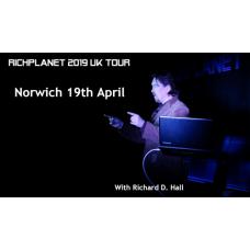 Ticket(s) 2019 UK Tour - NORWICH