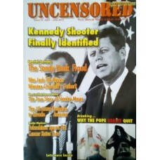 Uncensored Magazine - April/June 2013