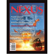 Nexus Magazine - December 2013/January 2014