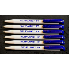 Richplanet Pens (Pack of 6)