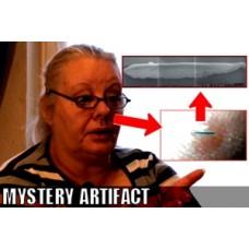 Richplanet TV - Show 162 - Elaine Waite, Mystery Artifact